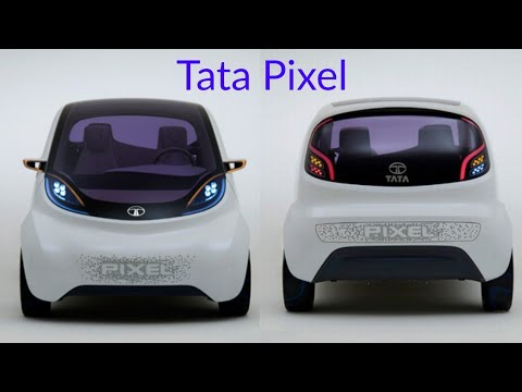 Tata Pixel || The Car From Future || Must Watch || Resab Creations