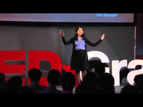 Gamification at work | Janaki Kumar | TEDxGraz