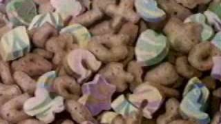 Lucky Charms w/ Swirled Marshmallows (pt. 1)
