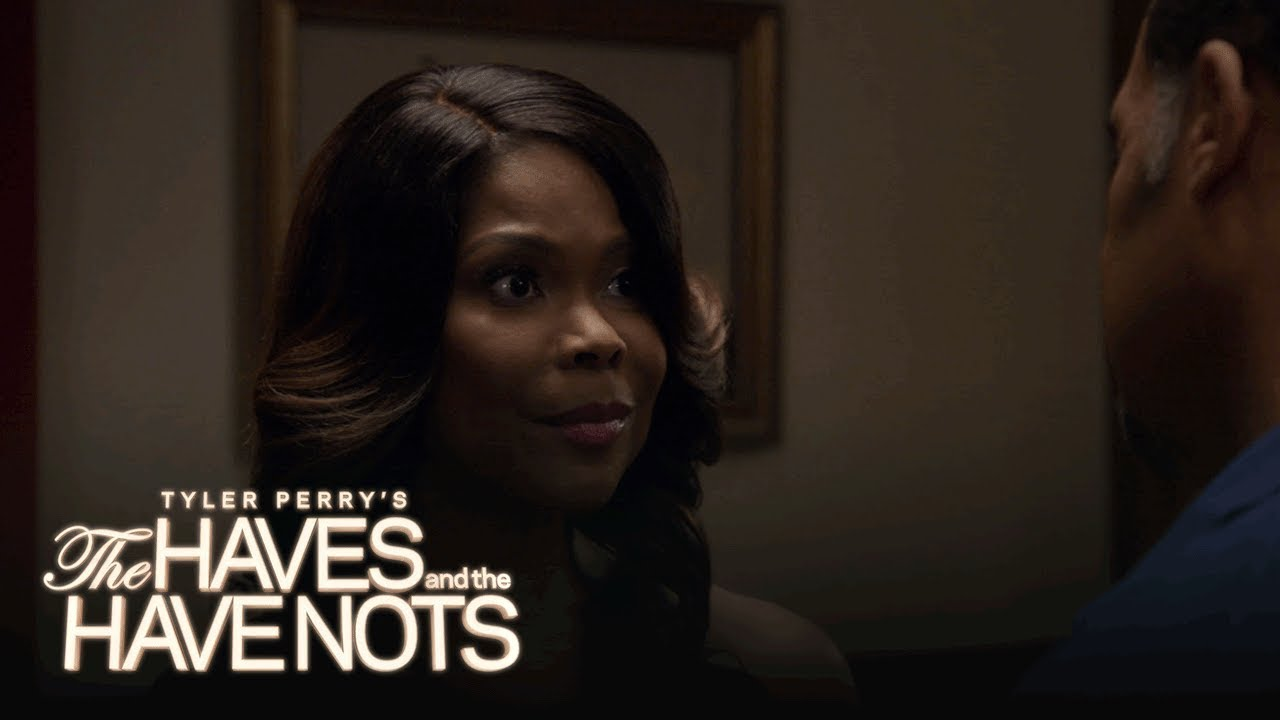 Download Veronica Attempts to Seduce David | Tyler Perry's The Haves and the Have Nots | OWN