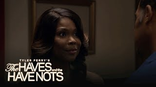 Veronica Attempts to Seduce David   Tyler Perry's The Haves and the Have Nots   OWN