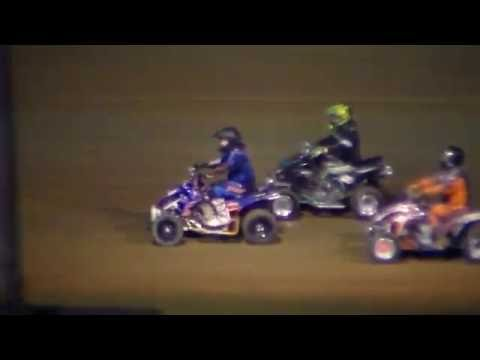 Dog Hollow Speedway - 6/3/16 ATV Exhibition Race