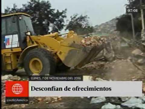 América Noticias: Primera Edición - 07.11.16