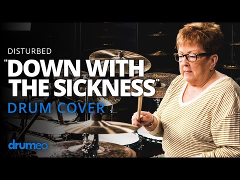 "image for The Godmother Of Drumming Plays ""Down With The Sickness"""