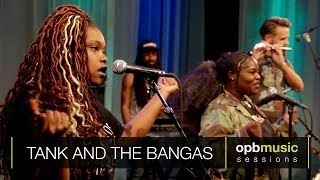 Tank and the Bangas - Boxes and Squares | opbmusic Live Sessions