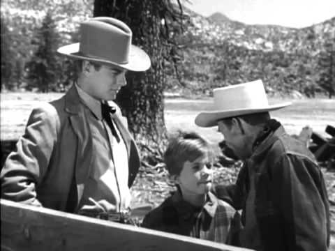Fury JOEY FINDS A FRIEND - Peter Graves TV WESTERN