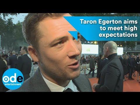 Kingsman 2: Taron Egerton talks meeting expectations