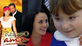 Resumen - Un refugio para el amor: Luciana conoce a la hija de Rodrigo - tlnovelas