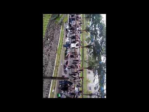 peyerangan polisi ke pt daido metal indonesia