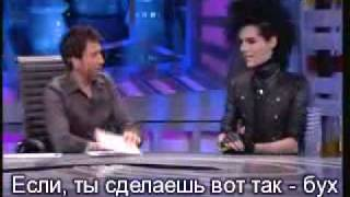 Tokio Hotel на El Hormiguero 1/7 RUS SUB