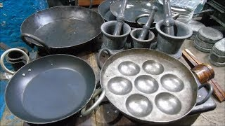 My Iron Vessels Shopping/Where I bought/How to choose Iron vessels/Iron Utensils