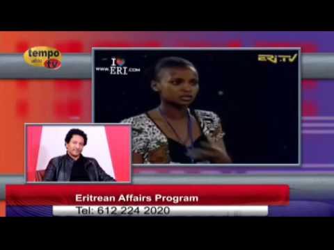Tempo Afric TV - CONVERSATION WITH ARTIST YEMANE KIDANE