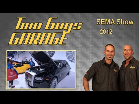 SEMA Show 2012 | Two Guys Garage