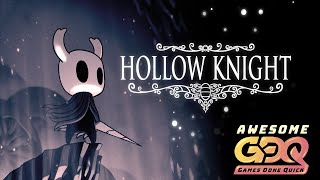 Hollow Knight by Vysuals in 1:27:57 - AGDQ 2019