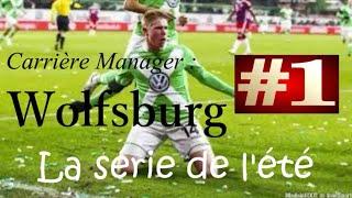 FIFA 15 - Carrière Manager : Wolfsburg - La période de transfert #1