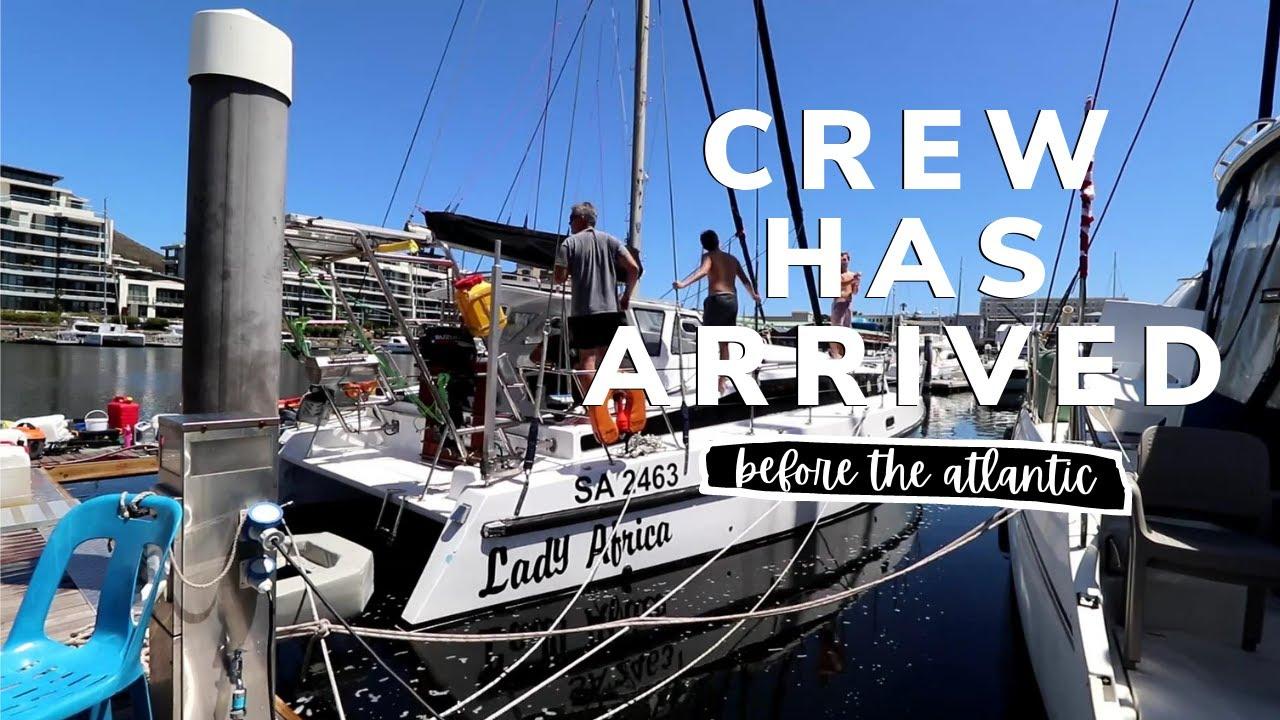 WE got NEW CREW!