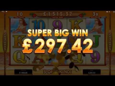 Video New microgaming casino