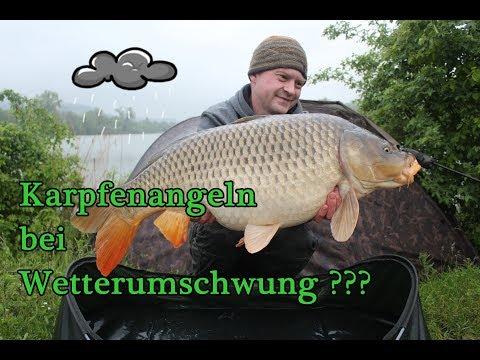 Karpfenangeln Bei Wetterumschwung ??? - Wr Fishing