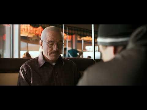 El Camino - Walter White Restaurant Flashback Scene Part 1 - El Camino: A Breaking Bad Movie