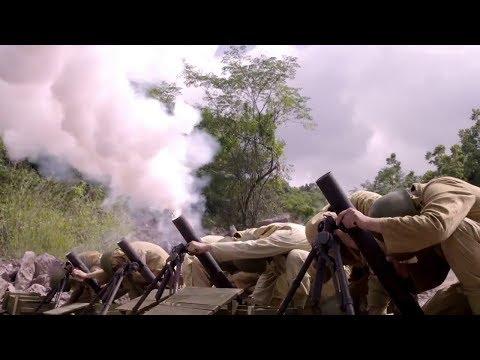 游擊隊人人配槍,主動對日軍出擊,連對方的迫擊炮都逼出來了,打完就跑真刺激!