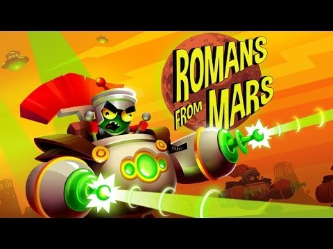 Official Romans From Mars Launch Trailer
