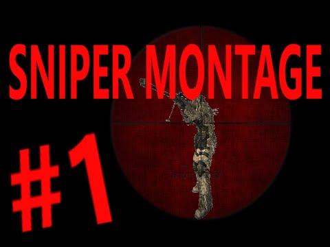 20 Abone Özel Zula Sniper Montage / 1