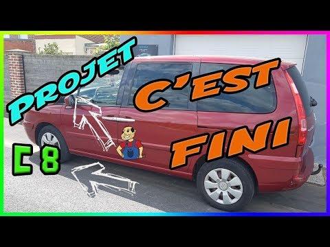 🔧 Projet C8 🔧C' est FINI  👍 Ep # 13