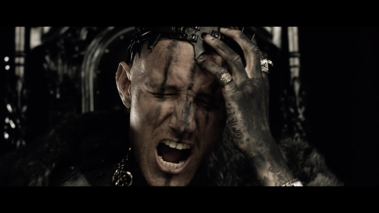Download Crown The Empire - Dancing with the Dead (Official Music Video)