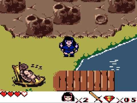 Xena - Warrior Princess (GBC)  - Vizzed.com GamePlay