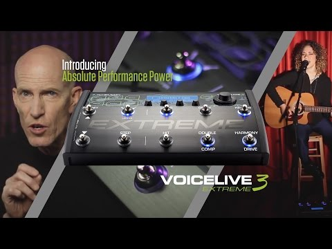 VoiceLive 3 Extreme (VL3X) - Absolute Performance Power
