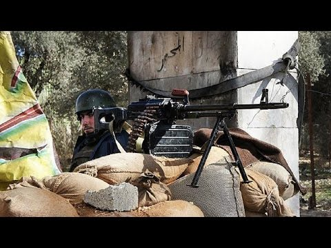 Syrian rebels make gains in northern Hama province