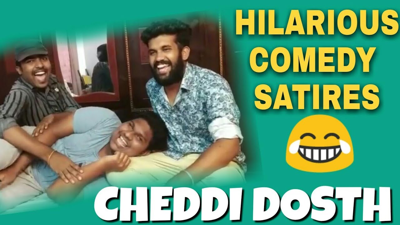 Satire On Friendship Day Cheddi Dosth Vuyyur Best Friends