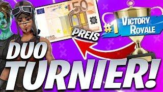 🔴CUSTOM GAMES TURNIER! | JETZT 50€ TURNIER! | Fortnite Live Deutsch