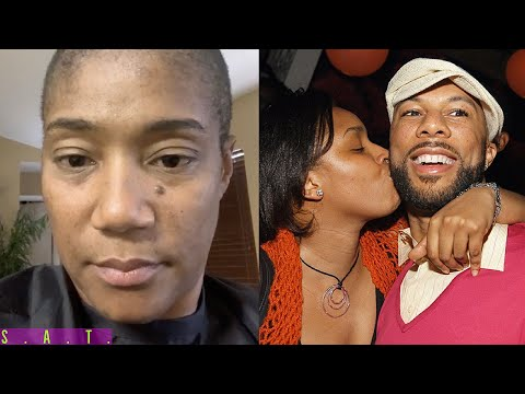 "Tiffany Haddish speak on COMMON and Jaguar Wright ""I DON'T CARE WHAT HE DID I LOVE HIM&quo"