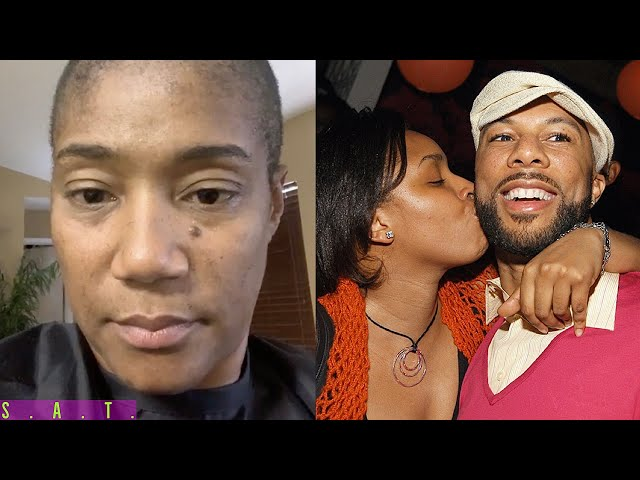 """Tiffany Haddish speak on COMMON and Jaguar Wright \""""I DON\'T CARE WHAT HE DID I LOVE HIM\"""""""
