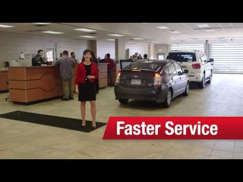 Maplewood Toyota Service Center - Minneapolis & St. Paul MN - Maplewood Toyota