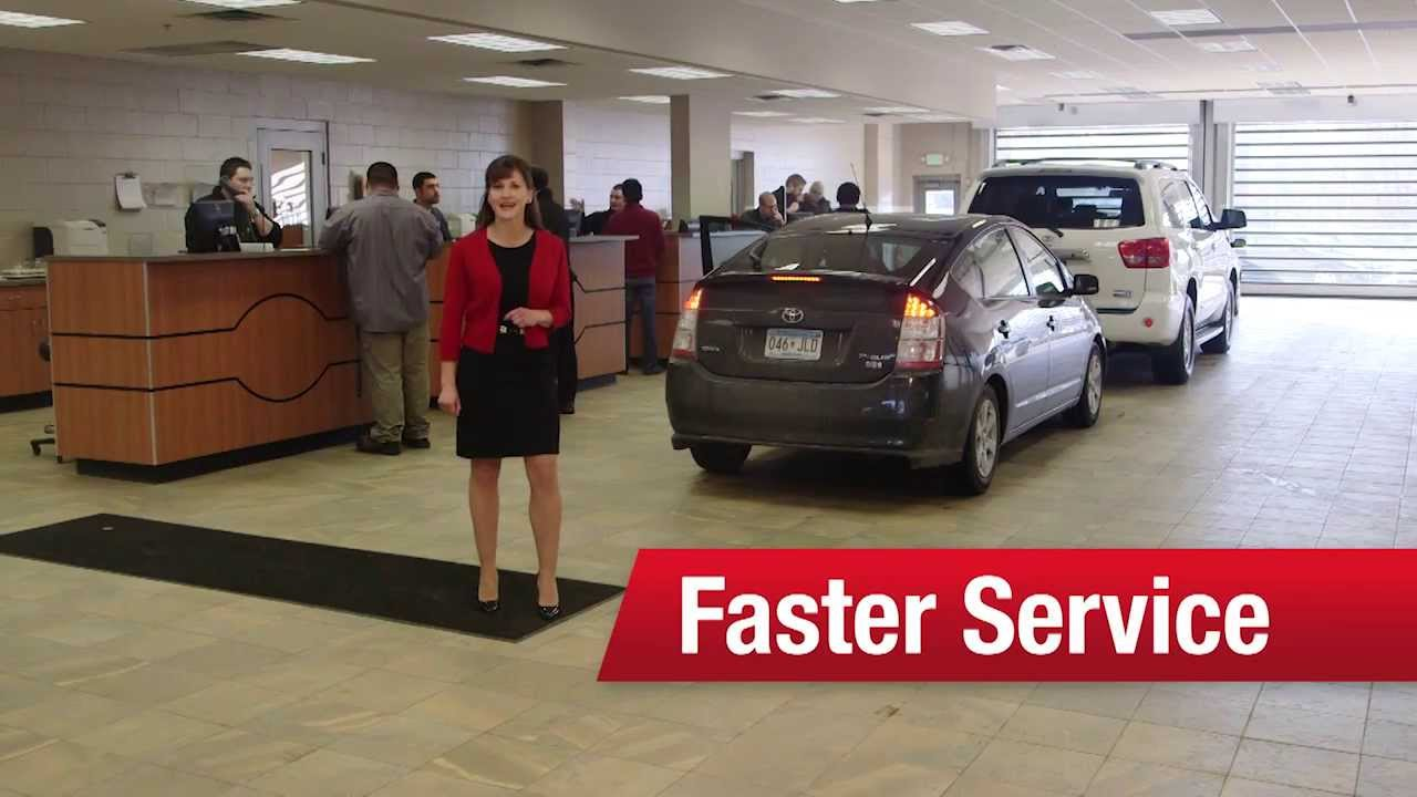 Maplewood Toyota Service Center Minneapolis Amp St Paul