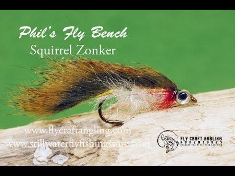 Pine Squirrel Zonker