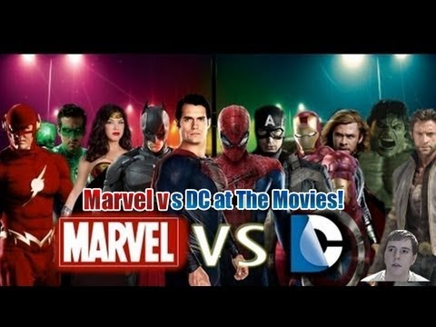 which one is better dc or marvel