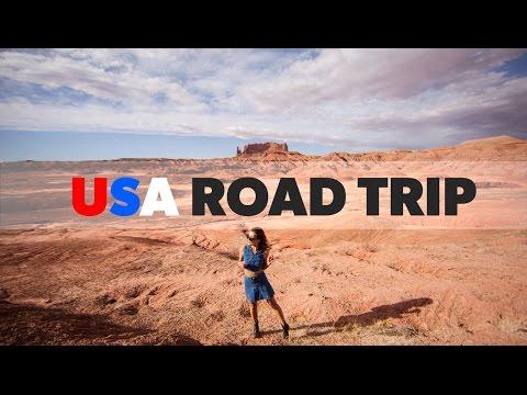 USA ROAD TRIP - Grand Canyon, Colorado, Texas & New Orleans