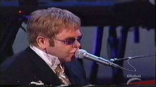 Elton John - Answer In The Sky (Live)