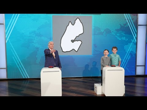 Henry Winkler Plays &39;Are You Smarter Than Two Kid Geography Experts?&39;