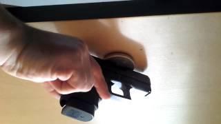 Gun Magnet Mount