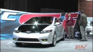 Honda Civic Si Concept (2005) Videos