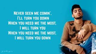 Baixar ZAYN - Entertainer (Lyrics)