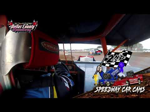 #59 Rob Muilenburg - Midwest Mod - 8-15-19 Dallas County Speedway - In Car Camera
