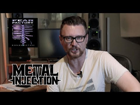 RHYS FULBER - Behind The Scenes of 5 Albums That Define His Producing Career | Metal Injection