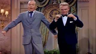 The Seven Little Foys, 1955, with James Cagney and Bob Hope