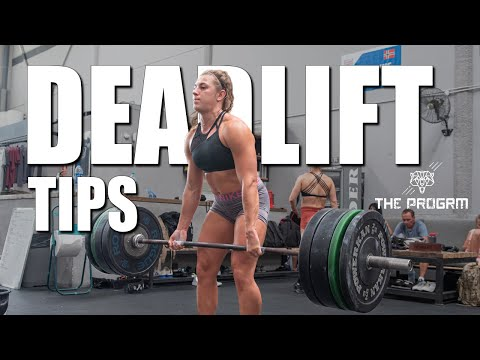How to Deadlift properly in CrossFit