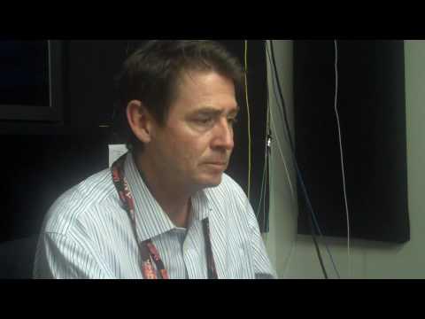 Tim Scanlan, VP of Event Production, ESPN